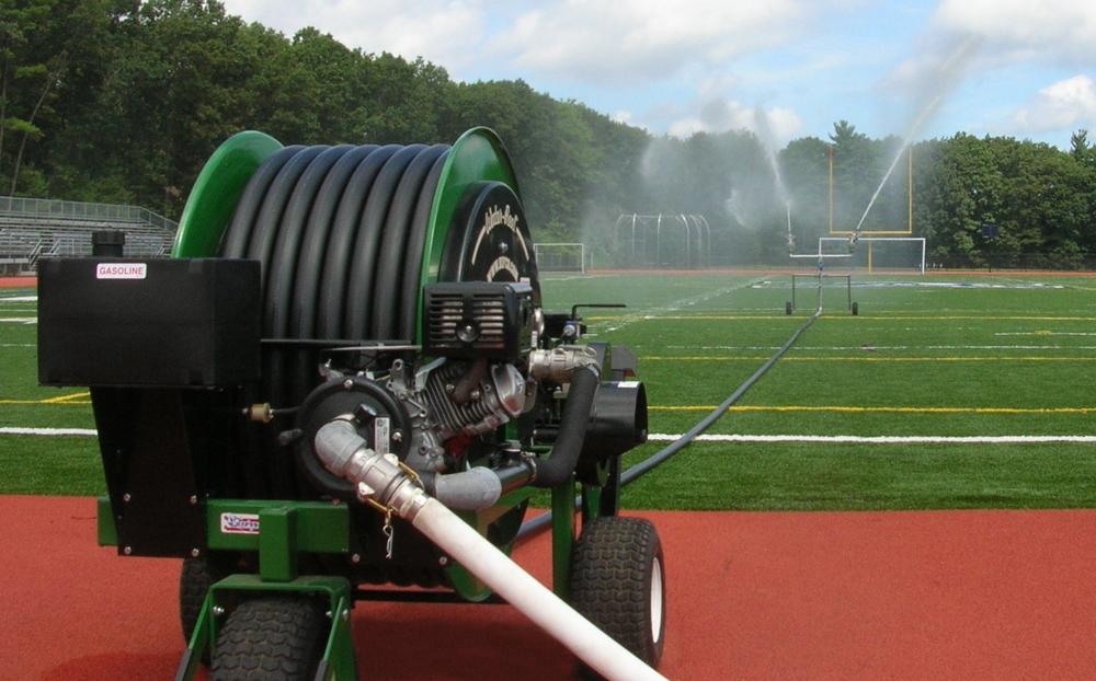 Kifco Water Reels Water Cannon Pivot Aiken Sc
